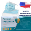 HUGE PRICE DROP: 50 Count: Disposable 3-Ply Protective Face Masks – SHIPS QUICK FROM U.S.!