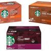 120 or 300 Count: Starbucks K-Cup Coffee Pods - As low as 23¢ EACH! (Past Best-By Date)