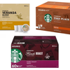 (25¢ EACH!) 300 Count: Starbucks K-Cup Coffee Pods (May Be Past Best-By Date) - Ships Quick!