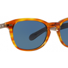 Burberry Phantos Amber Horn Sunglasses (BE4214 355080 55mm)