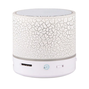 2 PACK: Bluetooth LED Wireless Speaker with Disco Lights