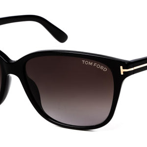 Tom Ford Women's Black Dana Sunglasses (FT0432 01B)