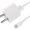 Apple Original Charging Cable + Wall Adapter Cube - Ships Same/Next Day!