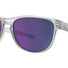 "Oakley Sliver R Matte Clear Violet Iridium Sunglasses (OO9342-02) - Use Code ""GiveMe30"" for $30 Off!"