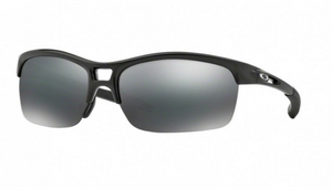 Oakley  RPM Polished Black / Mirrored Iridium Sunglasses (OO9205-01)