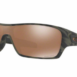 Oakley Turbine Rotor Olive Camo / Prizm Tungsten Brown Sunglasses (OO9307-17) - Ships Same/Next Day!
