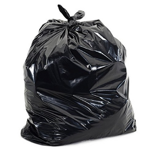 Ranked #1 on Amazon: 100 Count - ToughBag 55 Gallon Heavy Duty Trash Bags - Ships Same/Next Day!