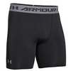 Under Armour Medium Black Men's HeatGear Armour Compression Shorts - #3 Most Popular Compression Shorts on Amazon - Available in 1 or 2 Pack - Ships Same/Next Day!