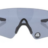 Oakley  Tombstone Industrial ANSI Matte Black / Gray Sunglasses (OO9328-04) - Ships Same/Next Day!