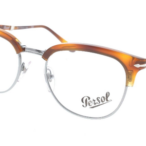 Persol Terra Di Siena Folding RX Eyeglasses - Ships Same/Next Day! (PO 3132V 96 51mm)