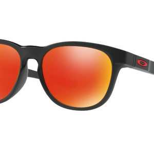 Oakley Stringer Matte Black / PRIZM Ruby Sunglasses (OO9315-16) - Ships Same/Next Day!