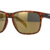 Tag Heuer Men's Tortoise Frame/ Grey Mirror Lens Sunglasses (TH0582 104) - Ships Same/Next Day!