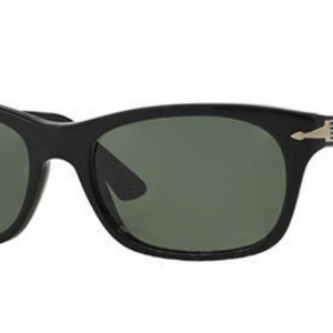 19e78f3d85 Persol Black Grey   Green Crystal Sunglasses (PO3099S 95 31 56mm) - Ships