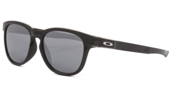 Oakley Stringer Polished Black Frame / Black Iridium Lens Sunglasses ( OO9315-03) - Ships Same/Next Day!