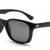 Ray-Ban Black Polarized Sunglasses (RB4197 601/9A) - Ships Same/Next Day!