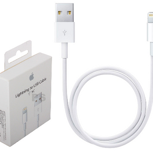2 Pack: Original Apple iPhone 7 6s 6Plus 6 5 5s 5c USB Lightning Charger Data Cable - Ships Same/Next Day!