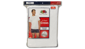 5 Pack - Fruit of the Loom Men's T-Shirts - Ships Same/Next Day!