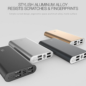 LAX Pro 16800 Portable Charger Battery Backup, 16800mAh External Battery with 4 High Speed Charging 2.1A USB Ports - Ships Same/Next Day!