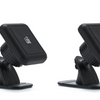 LAX Premium Magnetic Stick-On Dashboard Mount for Smartphones - 1 Or 2 Pack - Ships Same/Next Day!