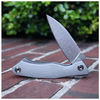 Lynx Flipper Assisted Utility Knife - Choice of Iron Grey or Blue - Ships Same/Next Day!