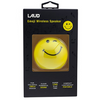 LAUD Mini Wireless Portable Bluetooth Emoji Speaker W/ Loud, Clear, Powerful Sound – Smiley Face Emoticon - Ships Same/Next Day!