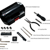 26 Pc. Home Owner's Portable Tool Set - Auto, Home, Emergency Kit + Flashlight
