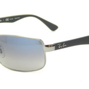 HUGE PRICE DROP: Ray-Ban Polarized Gunmetal / Blue Sunglasses (RB3478 004/78 60MM) - Ships Same/Next Day!