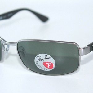 77b856eb543 Ray-Ban Active Gunmetal W  Green G-15 Lens Polarized Sunglasses (RB3478
