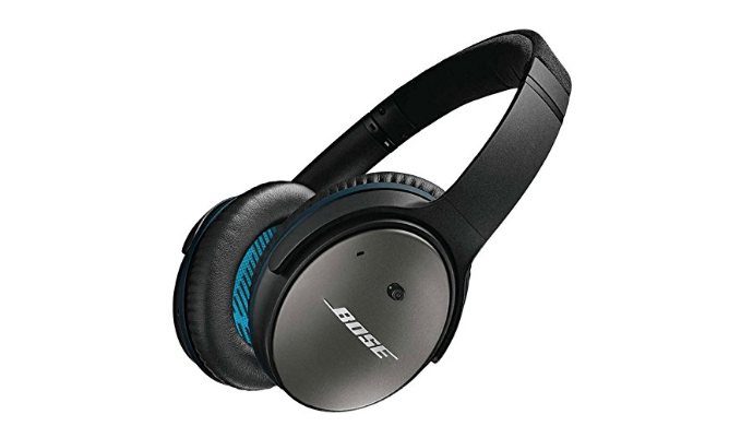 Bose QuietComfort 25 Acoustic Noise Cancelling Headphones (Apple) - Ships Next Day!