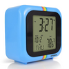 Polaroid Digital Clock with Indoor Temperature - Ships Same/Next Day!