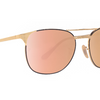 Ray-Ban Signet Gold Black / Copper Flash Mirror Sunglasses (RB3429M 9000/Z2) - Ships Same/Next Day!