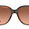 Ray-Ban Cats 1000  Tortoise Sunglasses (RB 4126 820/A5) -Ships Same/Next Day!