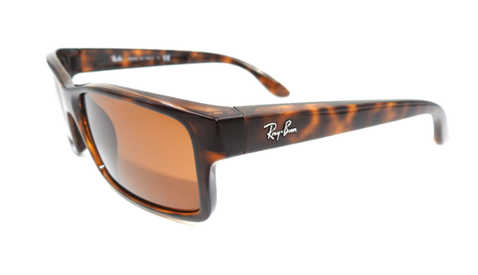 748e53473a Ray-Ban Light Tortoise   Brown Sunglasses (RB4151 710 59MM) - Ships Same