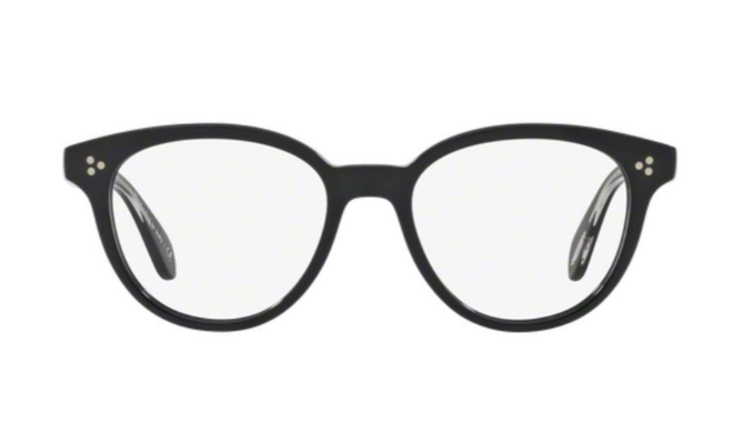 04a134e8ce ... Oliver Peoples Martelle Black RX Eyeglasses ( OV5357U 1492 51MM) -  Ships Same Next ...