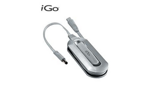 iGo Dual Power Charger! Charge two devices at once - Ships Same/Next Day!