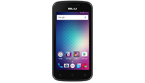 BLU Advance 4.0M Unlocked GSM Dual-SIM Quad-Core Android Marshmallow Smartphone - Black (Certified Refurbished) - Ships Same/Next Day!
