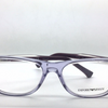 Emporio Armani Violet Clear Rx Eyeglasses (EA 3001 5071 52mm) - Ships Same/Next Day!