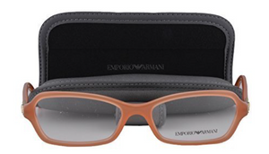 Emporio Armani 52-16-135 Opal Light Coral Eyeglasses  (EA 3009 5083) - Ships Same/Next Day!