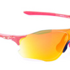 Oakley EVZero PATH Red Frame Yellow Lens Sunglasses (OO9313-08) -Ships Same/Next Day!