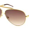 Roberto Cavalli Men's Brown Metal Sunglasses (RC849S D26) -Ships Same/Next Day!