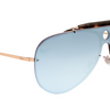 Ray-Ban Blaze Shooter Mirror Sunglasses - 4 Color Options - Ships Same/Next Day!