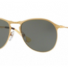 Persol Polarized Wire Club Sunglasses - Choice of 3 Colors - Ships Same/Next Day!
