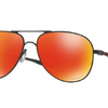 Oakley Elmont L Black / Prizm Ruby Sunglasses (OO 4119-13 58mm/60mm) - Ships Same/Next Day!