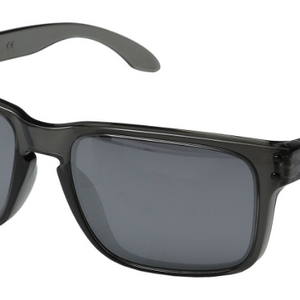 Oakley Holbrook Sunglasses w/Smoke Grey Frame and Black Iridium Lens (oo9102-24) - Ships Same/Next Day!
