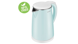 Comfee Quiet Boil & Cool Touch Series Electric Kettle - Ships Same/Next Day!
