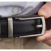 1 or 2 Pack: The Perfect Fit No-Hole Ratcheting Belt - Ships Same/Next Day!
