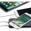 Universal Wireless Qi Charger and 6000mAh Power Bank - Ships Same/Next Day!
