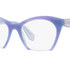 Miu Miu  Transparent RX Eyeglasses  - Choice of 2 Colors - Free Shipping | 30 Day Returns!