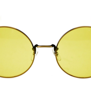 f04ab166143 Ray-Ban Bronze-Copper Frame Yellow Classic Lenses Unisex Sunglasses (RB3592  9035C9