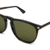 Gucci Dark Havana / Brown Green Gradient Sunglasses (GG 0120S 002) - Ships Same/Next Day!